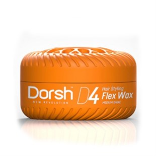 Dorsh Wax Turuncu 150 Ml